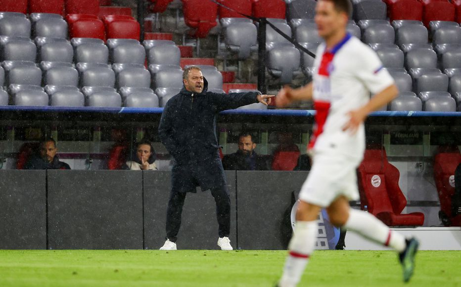 Film: 'Bayern bermain buruk, bertahan dengan buruk'