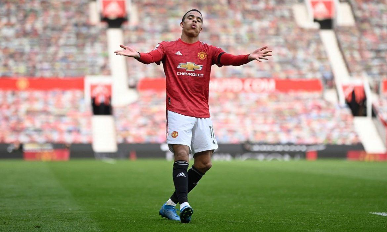 Man Utd berjarak delapan poin dari Man City