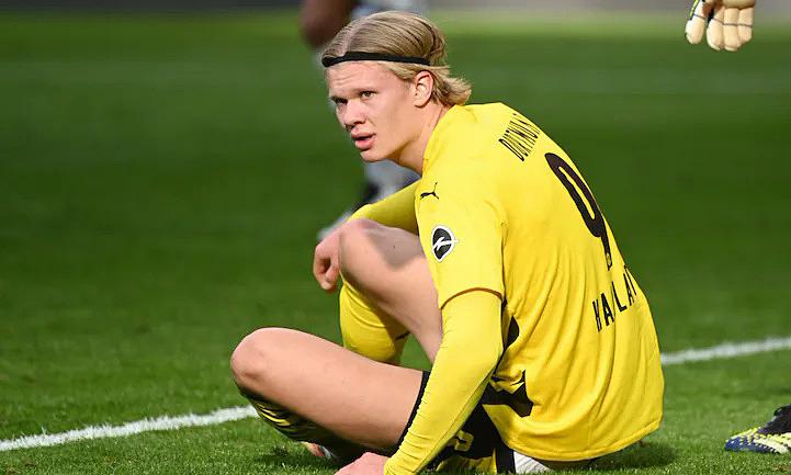 Dortmund dan kekhawatiran yang lebih besar tentang masa depan Haaland
