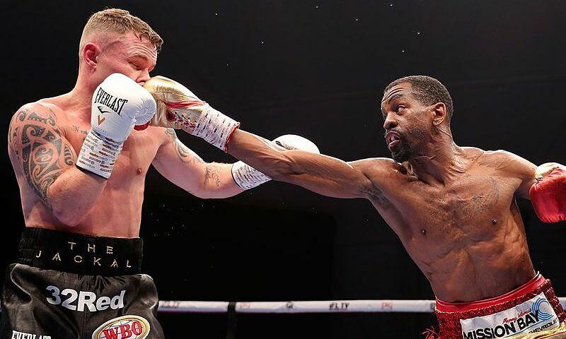 Boxer pensiun setelah kalah dari mantan pasukan khusus AS