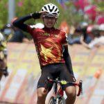 Perlombaan kepiting berusia 18 tahun ke-15 turnamen sepeda lintas-Vietnam terbaik