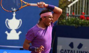Nadal memasuki perempat final Barcelona Open
