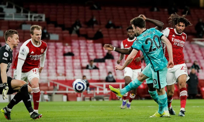 Liverpool menghancurkan Arsenal – w88alternatif Sports
