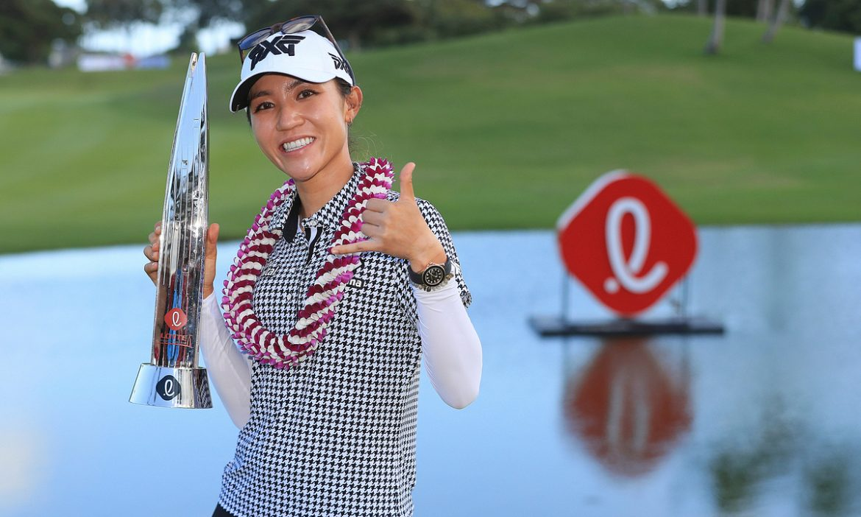 Lydia Ko memenangkan Lotte Championship