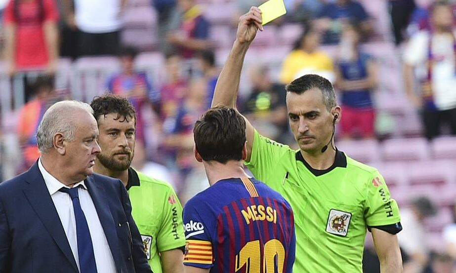 Barca berisiko kehilangan Messi di El Clasico