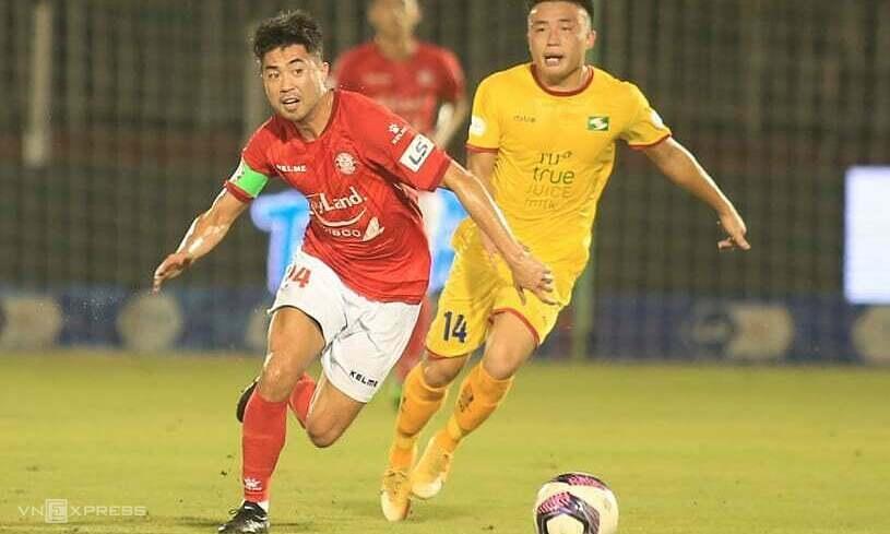 Lee Nguyen membantu klub HCM City menang lagi