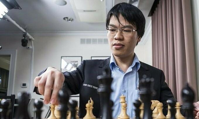 Quang Liem menghadiri Hadiah Catur Carlsen