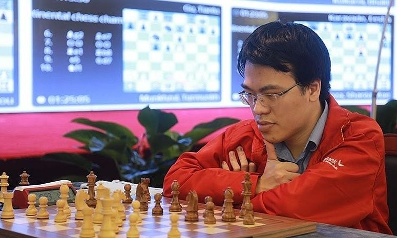 Quang Liem memasuki perempat final Carlsen untuk pertama kalinya