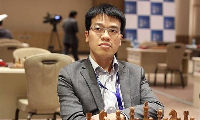 Quang Liem meledak di turnamen catur Carlsen