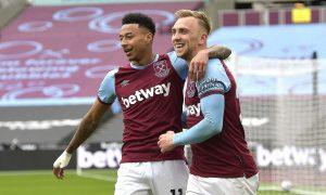Lingard membawa West Ham kembali ke 4 besar