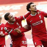 Liverpool memenangkan pertandingan pertama mereka di Anfield pada 2021