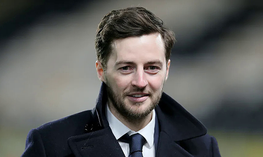 Pelatih berusia 29 tahun itu memimpin Tottenham