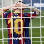 Saat Messi berangsur-angsur kalah di El Clasico
