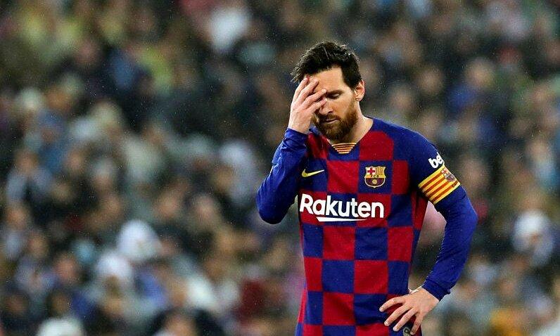 Messi sebelumnya berpeluang mencetak rekor lain di El Clasico