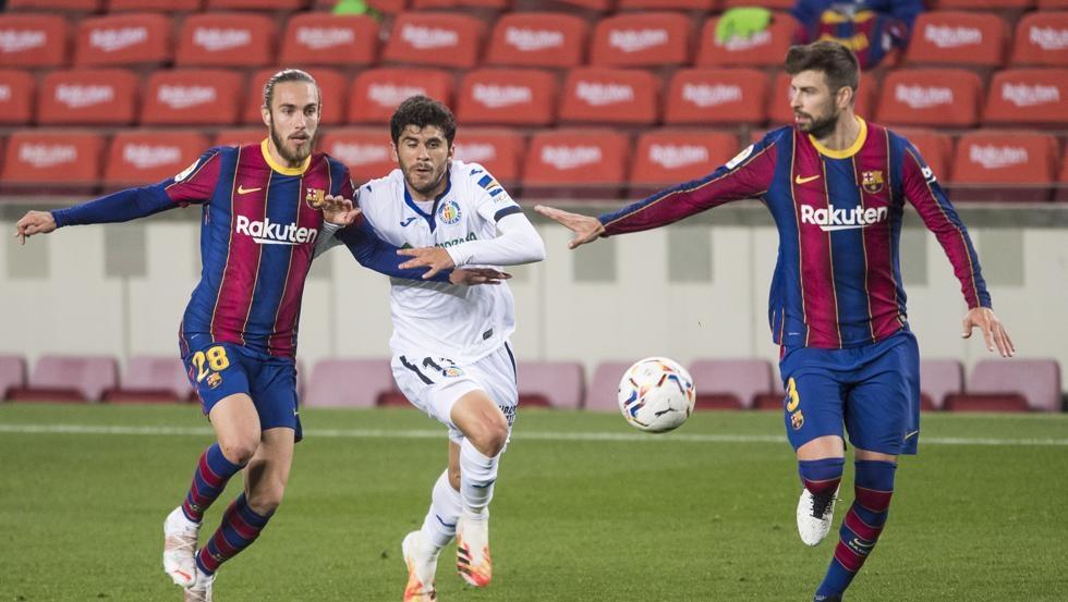 Koeman pun marah dengan pemain muda Barca tersebut