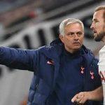 Mourinho mengobrol selama empat jam sebelum meninggalkan Tottenham