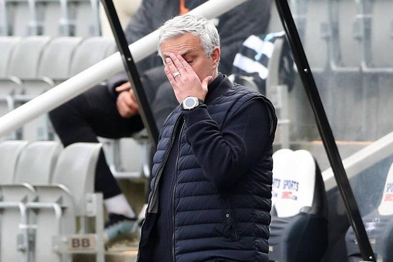 Kata-kata kasar Mourinho kepada pemain Tottenham itu