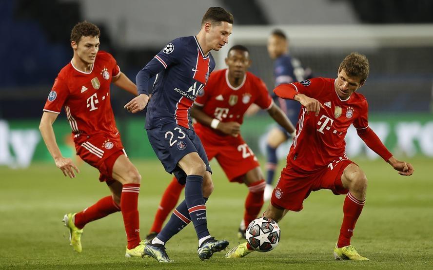 Muller: 'Bayern menyerang lebih buruk dari leg pertama'