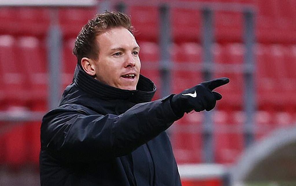 Bayern mencapai kesepakatan dengan pelatih Nagelsmann