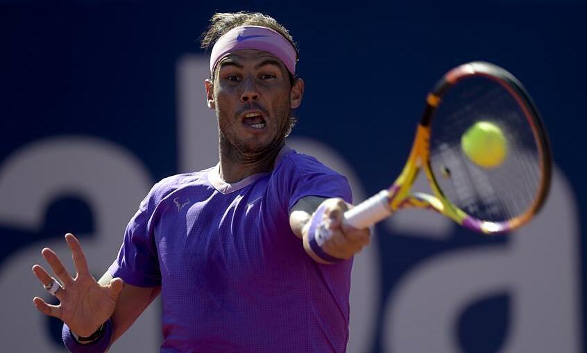 Nadal memasuki semifinal Barcelona Open