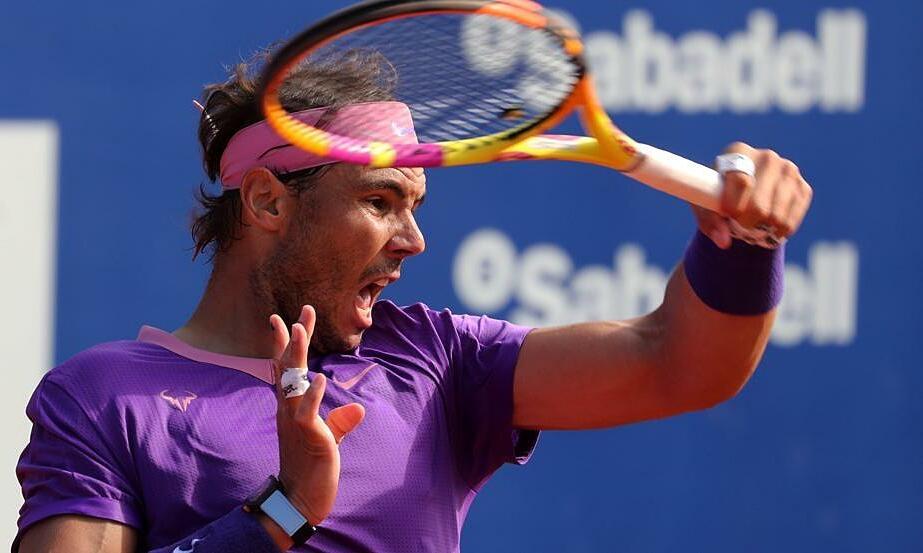 Kali ke-12 Nadal ke final Barcelona Open