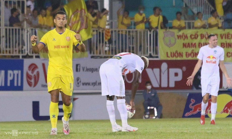 Pelatih Nam Dinh tahu kelemahan HAGL