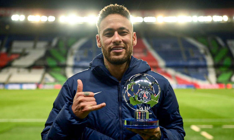 Neymar: 'Kalah seperti ini menyenangkan'