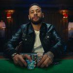 Neymar bermimpi bermain poker profesional