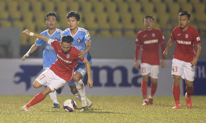 Nghiem Xuan Tu: 'Pemain Quang Ninh tidak tahu siapa yang harus diandalkan'