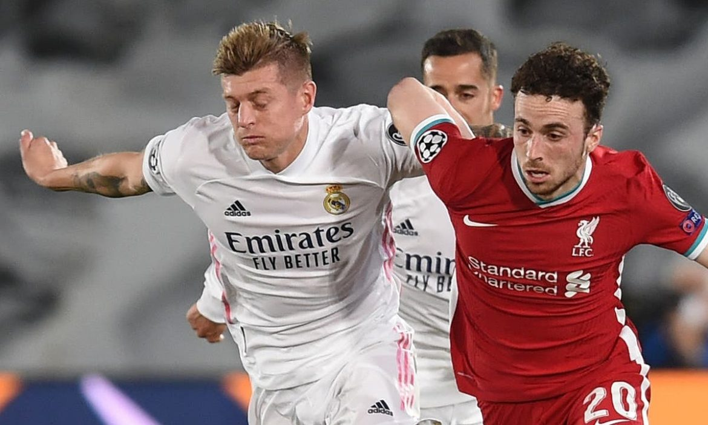 Liverpool – Real: Pertarungan hidup dan mati di tengah lapangan