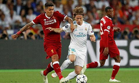 Real – Liverpool: Perang lini tengah