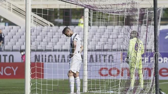 Koran Italia: 'Ronaldo terlihat seperti hantu di lapangan'