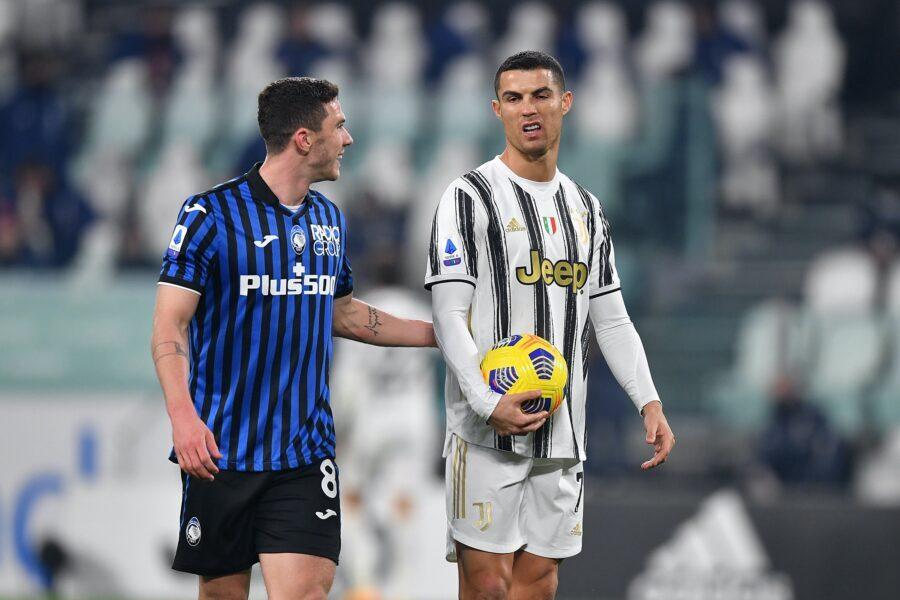 Pemain Jerman itu malu karena Ronaldo menolak berganti kaos