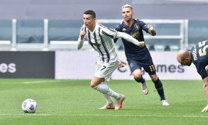 Ronaldo rusak luar biasa
