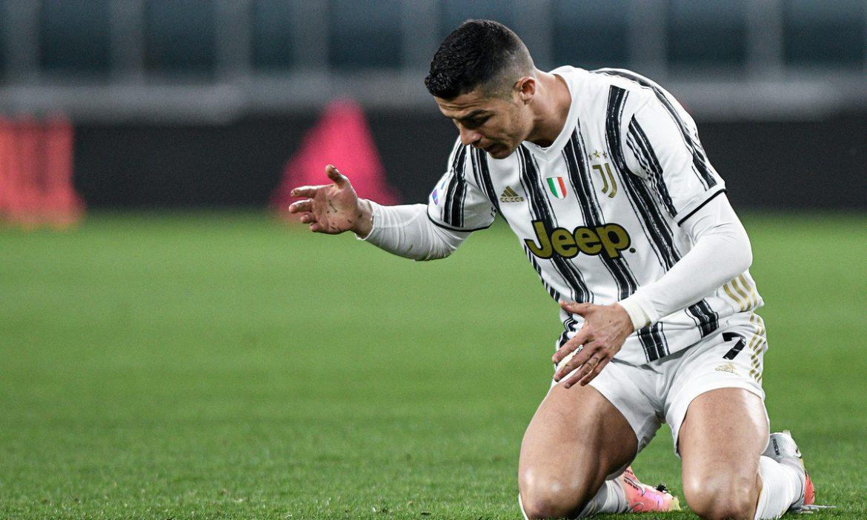 Ronaldo terjebak di Juventus