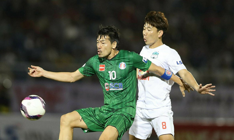 Saigon FC mengucapkan selamat tinggal kepada tentara asing Jepang dan Korea