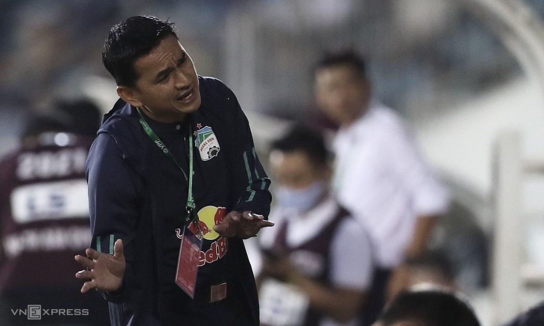 Hai Phong – HAGL: Ingat penalti Kiatisuk