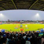 SLNA akan memainkan fase kedua Liga-V 2021 di Stadion Ha Tinh