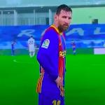 Messi menggigil di El Clasico