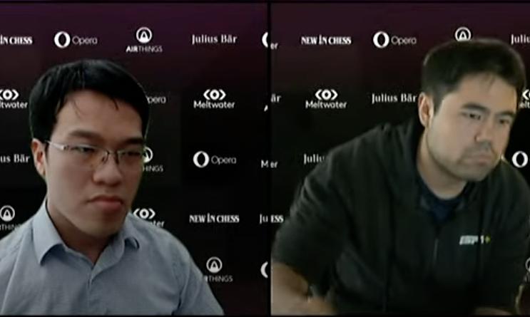 Quang Liem jatuh ke posisi misterius di turnamen Raja Carlsen