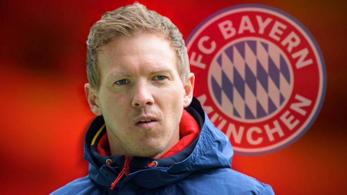 Nagelsmann adalah pelatih Bayern – w88alternatif Sports