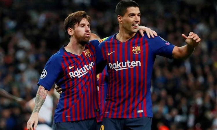 Lugano: 'Jika memiliki Messi, Uruguay akan memenangkan dua Piala Dunia'