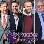 Liga Premier membersihkan para pemimpin klub separatis