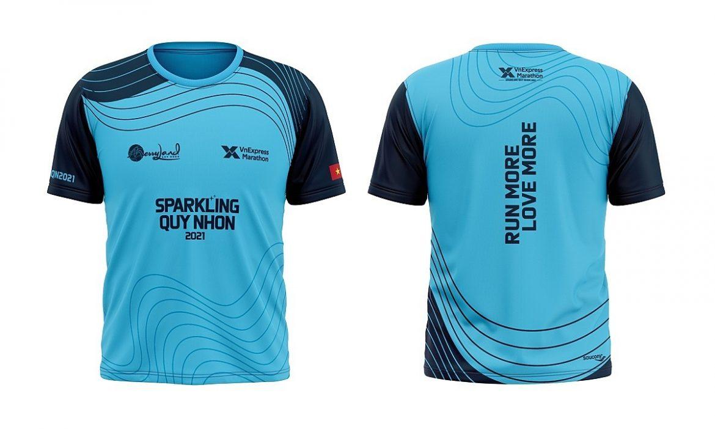 w88alternatif Quy Nhon 2021 Marathon mengumumkan jersey tersebut