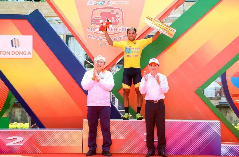 Penghargaan Kaos Kuning untuk sepeda lintas Vietnam berpindah tangan