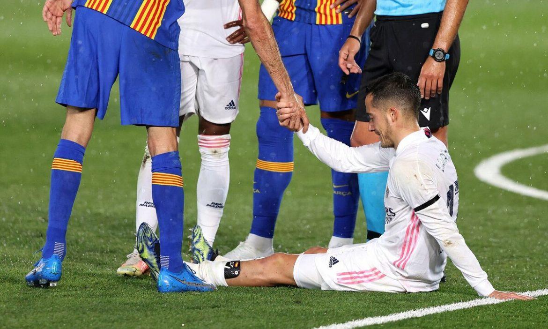 Real membayar mahal setelah memenangkan El Clasico