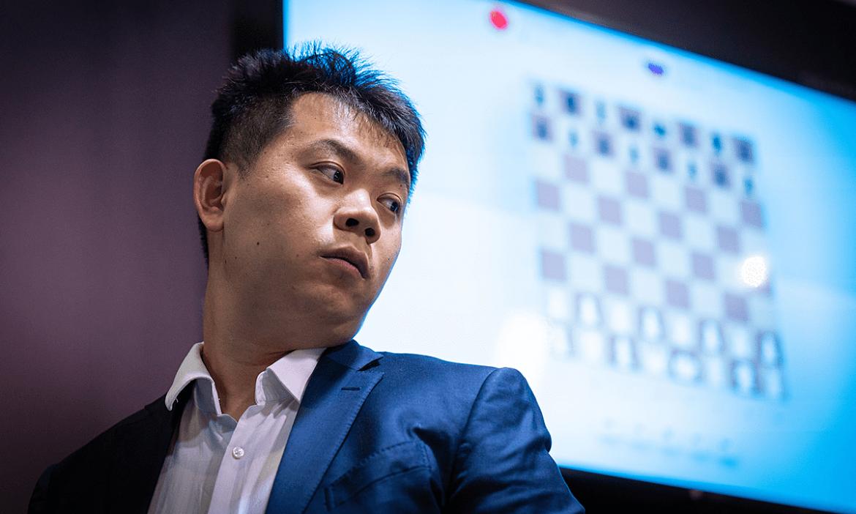 Pemain Tiongkok itu segera menyerah kepada Kandidat