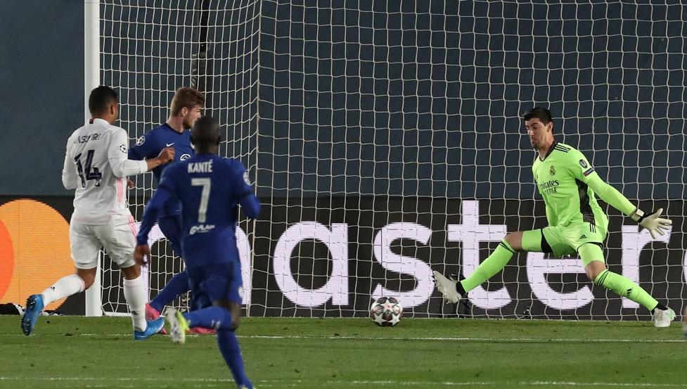 Joe Cole: 'Chelsea seharusnya memenangkan Real'