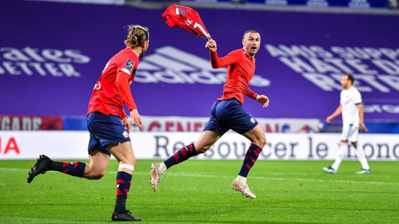 PSG kalah di puncak grup Ligue 1
