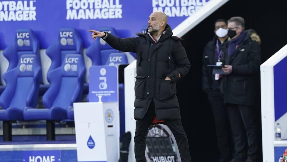 Guardiola: 'Orang buta juga tahu Haaland itu bagus'
